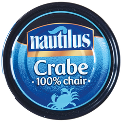 Chair de crabe NAUTILUS, 105g