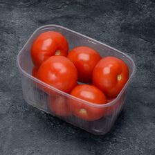 Tomate ronde, segment les Rondes, BIO, catégorie 2, France, barquette500g