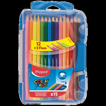Maped Crayon De Couleur Maped Color Pep's X15