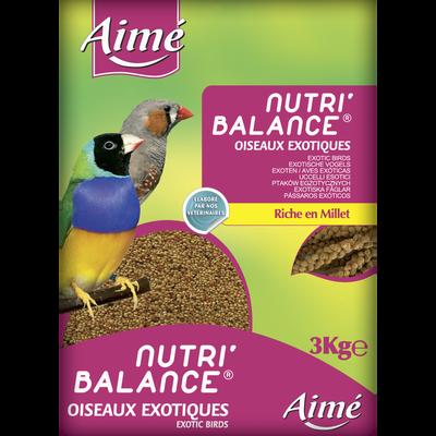 Nutri'balance ois exo, AIME, 3kg