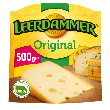 Leerdammer Fromage Leerdammer L'original 500g