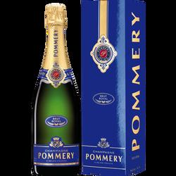 Champagne brut AOP Royal POMMERY, bouteille de 75cl avec étui