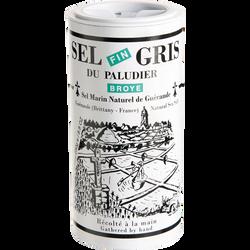 Sel fin gris de Guérande ERIC BUR, 250g
