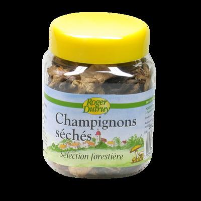Selection Forestière champignons sèchés R.DUTRUY, pot 40g
