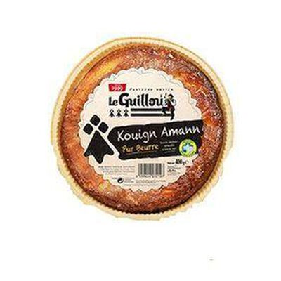 Kouign Amann Pur Beurre 400g Le Guillou