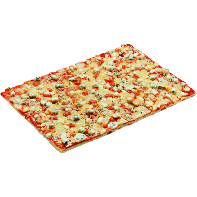 Mini pizza 3 fromages, 66 toasts, 900g