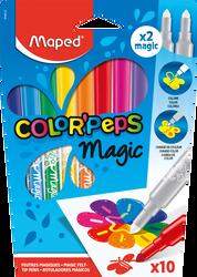 Feutre Colorpeps Magique MAPED x10