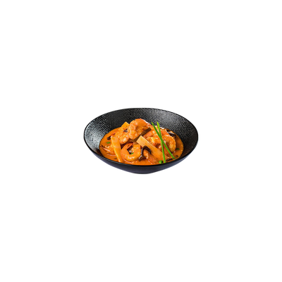 Crevette sauce piquante