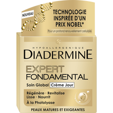 Soin crème de jour expert fondamental DIADERMINE, pot de 50ml