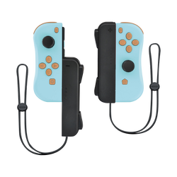 Manette Switch II-CON+II dragonne Carapuce