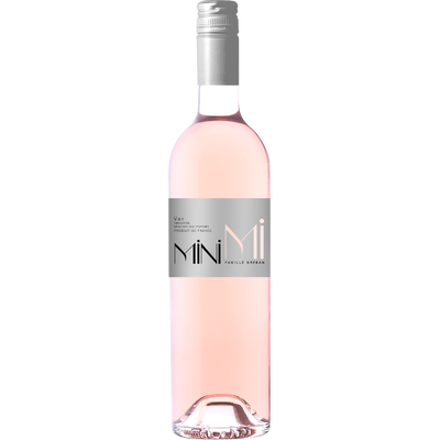 Vin rosé IGP Méditerranée Mini Mi, bouteille de 75cl