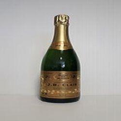 vin mousseux blanc de blancs demi-sec JB CLAIR bouteille 75cl