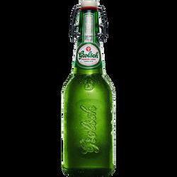 Bière premium lager GROLSCH, 5°, bouteille de 45cl