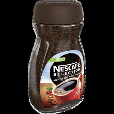 Café soluble Sélection NESCAFE, 100g