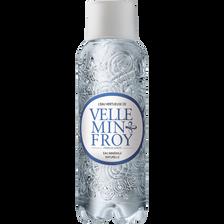 Eau minérale naturelle de Velleminfroy, bouteille en plastique de 50cl