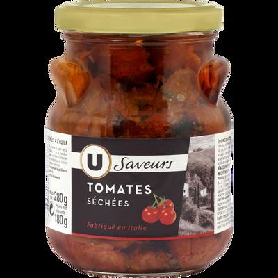 Tomates séchées U SAVEURS, 180g