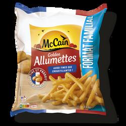 Frites Gloden allumettes MC CAIN, 2,6kg