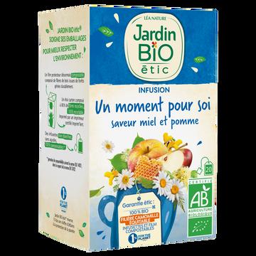 Jardin Bio Infusion Un Moment Pour Soi Bio Jardin Bio 28g