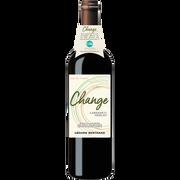 Gérard Bertrand Vin Rouge Igp Pays D'oc Merlot Cabernet Change, 75cl