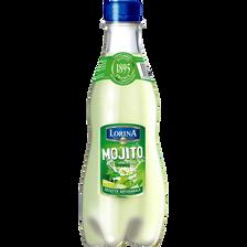 Cocktail sans alcool mojito LORINA, bouteille en plastique, 42cl