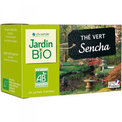 JB THE VERT SENCHA BIO*&EQUIT 40G