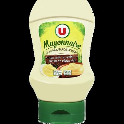 Mayonnaise U, flacon souple de 235g