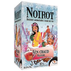 Vin chaud nature 10.5%, bag in box de 10l