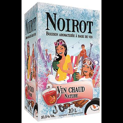 Vin chaud nature 10.5%, bag in box de 10l