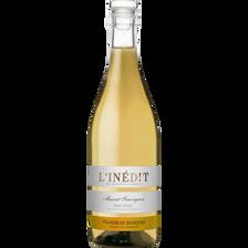 Vin de pays d'Oc Sauvillon Blanc moelleux l'Inédit Muscat bio VIGNOBLES JEANJEAN, 75cl