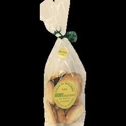 Tuiles de Bourges goût amande les berrychon'ettes SAVEURS DES MARAIS,150g