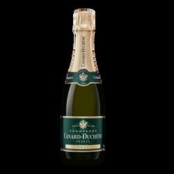 Champagne Brut CANARD DUCHENE, bouteille de 37,5cl