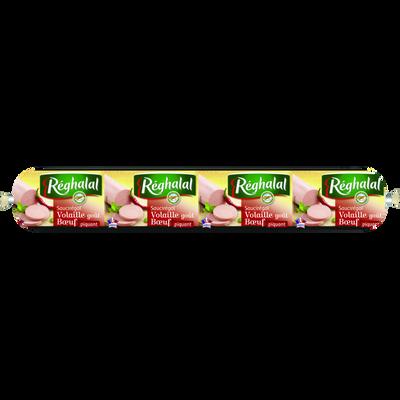 Sauciregal volaille boeuf piquant halal REGHALAL, 500g
