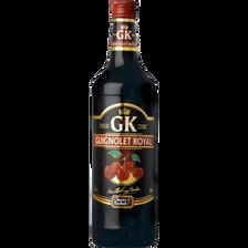 Guignolet Royal CHERRY ROCHER, 15°, bouteille de 1l