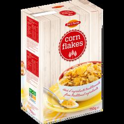 Cornflakes Joe's Farm, paquet de 750g