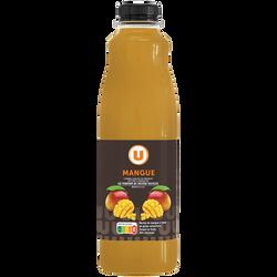 Jus à la mangue fruits gourmands U, 1l