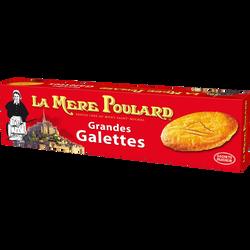 Grandes galettes LA MÈRE POULARD, 135g