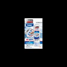 Mastic bain et cuisine Rubson Pure-New, 100ml, gris, en tube