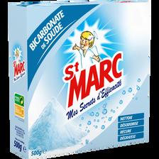 Poudre de bicarbonate de soude ST MARC, 500g