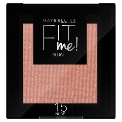 Fit me blush 15 nude blister MAYBELLINE