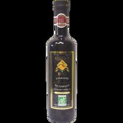Vinaigre bio balsamique IGP TOSCORO, bouteille de 0.50l