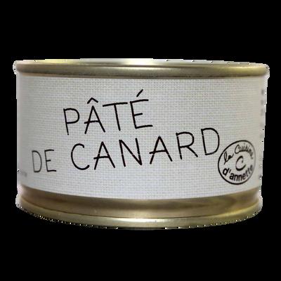 Pâté de canard LA CUISINE D'ANNETTE, 130g