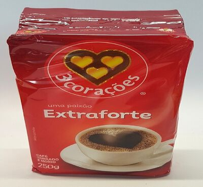 CAFE EXTRA FORT VAC 250G
