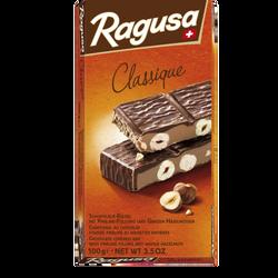Tablette ragusa classique CAMILLE BLOCH, 100g