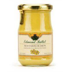 Moutarde de Dijon au vin blanc FALLOT, 210g