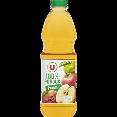 Pur jus de pomme U, bouteille en plastique de 1,5l