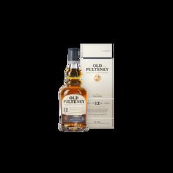 Whisky single malt OLD PULTENEY, 12ans, 40°, 70cl