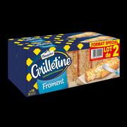 Pasquier Grillettines Au Froment Pasquier, 2 Paquets De 242g