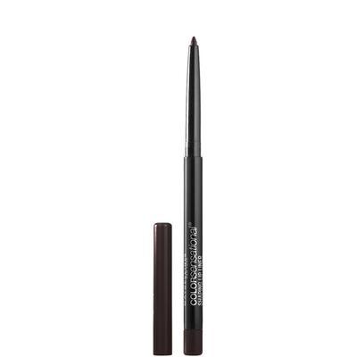 Rouge à lèvres color sensational shaping lip liner 30 rich chocolate MAYBELLINE, nu