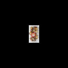 Madeleine pur beurre DELICES DE KERNELIS, 13 unités sous sachet, 440g