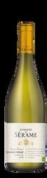 Vin blanc IGP Pays d'Oc Chardonnay bio Domaine de Serame, 75cl